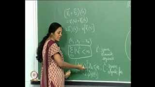 Mod-01 Lec-02 Linear Vector Spaces - I