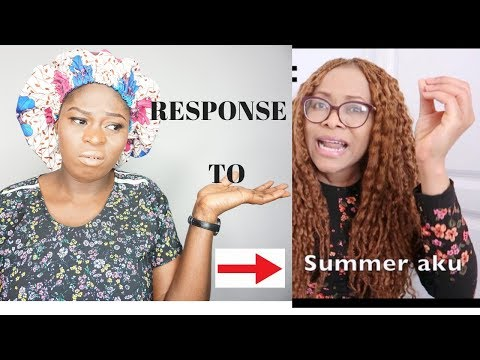Response To Summer Aku | Exposing Small Youtubers | Hates | Gossip | Backbitting