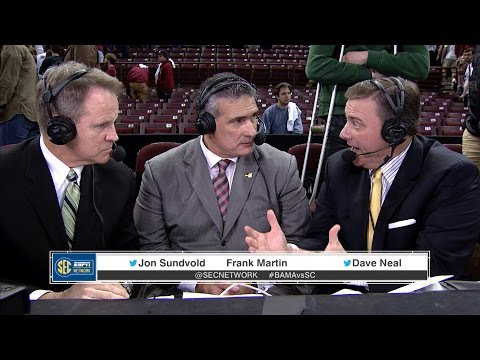 Frank Martin Post-Game With Jon Sundvold and Dave Neal - 1/30/16