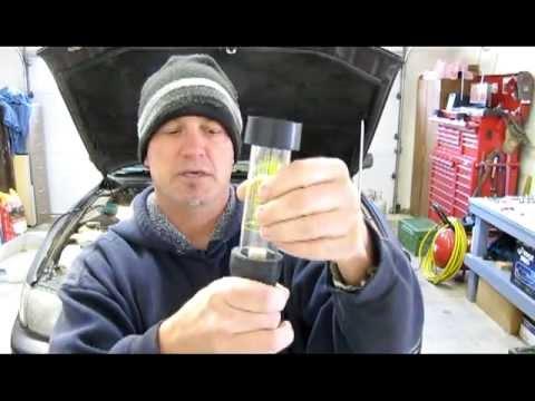 Blue Devil Headgasket Sealant vs. Napa Block Tester Pt 1 of 2