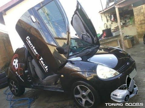 Ford Ka com Lambo door Tuning doors