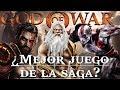 God Of War Top cu l Es El Mejor Juego De La Saga