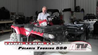6. ATV Television - 2012 Polaris Sportsman Touring 550 XP Long Term Test