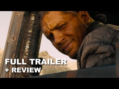 max - Mad Max Fury Road debuts its official Comic Con trailer for 2015! Watch it today with a trailer review! http://bit.ly/subscribeBTT Mad Max Fury Road debuts its official Comic Con trailer...