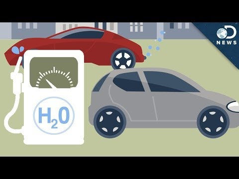 Salt - If a salt water-powered car was released to the public, would you drive it? Julian joins DNews is here to talk about the first ever car powered by water! Follow Julian on Twitter: https://twitte...