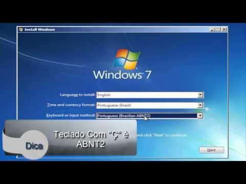 Como Formatar e Instalar o Windows 7 Fácil