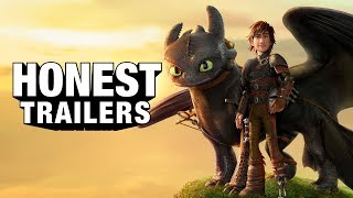 Honest Trailers - How to Train Your Dragon by Screen Junkies