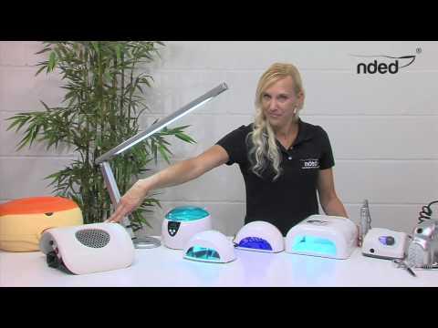 Nagelstudio-Geräte, UV Lampe, Nagelfräser, Maniküre Set elektrisch