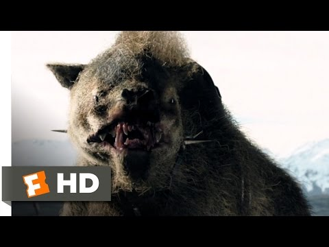 The Lord of the Rings: The Two Towers (6/9) Movie CLIP - Warg Battle (2002) HD