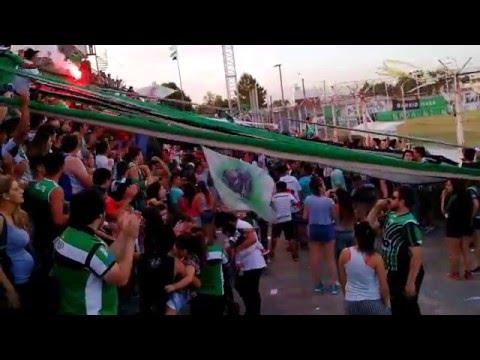 VILLA MITRE CAMPEÓN DEL TORNEO FEDERAL B 2015 - PARTE1 - La Gloriosa - Villa Mitre