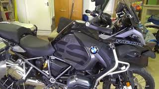 8. 2017 BMW GSA Triple Black  Watch This Before You Buy One