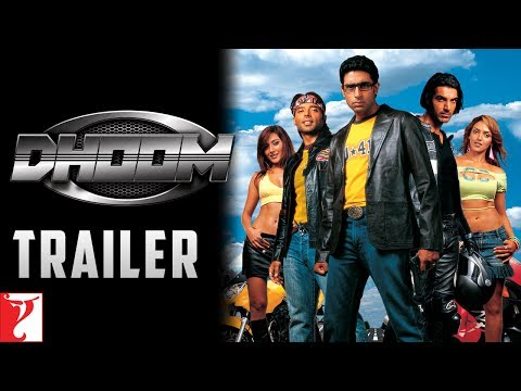 Video Dhoom - Trailer | Abhishek Bachchan | Uday Chopra | John Abraham | Esha | Rimii download in MP3, 3GP, MP4, WEBM, AVI, FLV January 2017