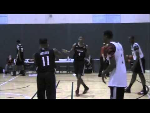 Demetrius Jackson — McDonald's All-American Game practice session