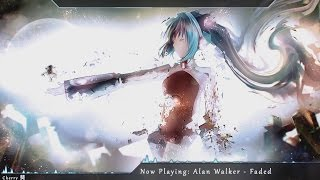 Video Nightcore - Faded download in MP3, 3GP, MP4, WEBM, AVI, FLV Februari 2017