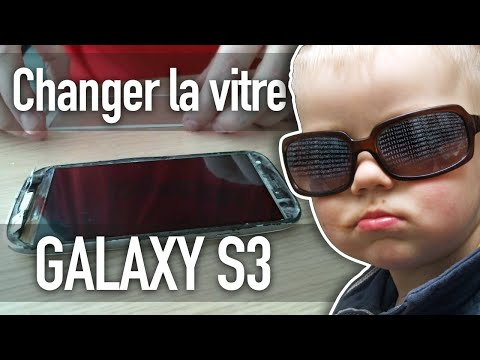comment demonter galaxy s3