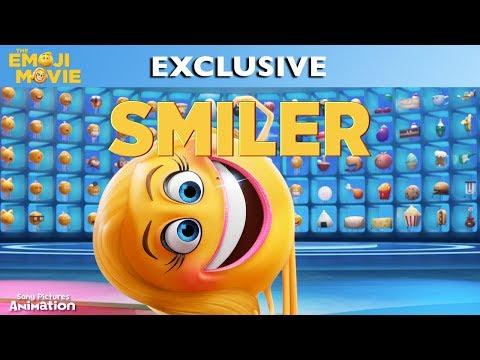 The Emoji Movie (TV Spot 'Meet Smiler')
