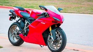 1. 2009 Ducati 1198S Test Ride