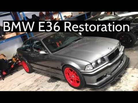 BMW E36 Restoration & Rebuild Project