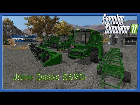 John Deere S690i v1.0.0.0