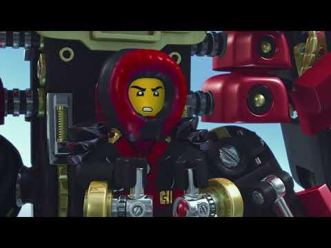 LEGO NINJAGO Season 5 - Episode 49: Peak-a-Boo