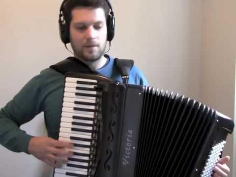 Accordionist Jonny - Tico Tico No Fuba