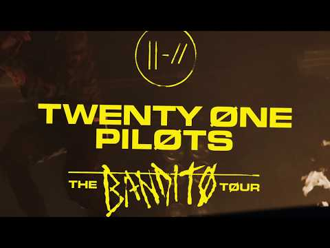 twenty one pilots: Bandito North America Tour 2019