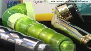 video thumbnail Glosion Vitamin C Dr. Shower Head + Filter 3pcs Set youtube