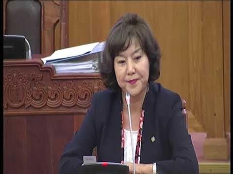 Д.Сарангэрэл: Эхчүүд эмэгтэйчүүд болон тэтгэвэр нь багаар тогтсон хүмүүсийн асуудлыг шийдэх ийм боломж бүрдсэн хууль
