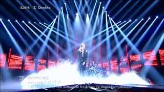 "Denmark - Jack Rowan ft. Sam Gray - ""Invincible"" [HD]"