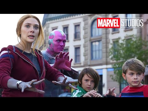 Wandavision Episode 9 Finale TOP 10 Predictions and Marvel Easter Eggs