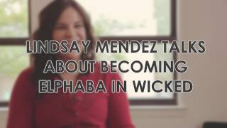 Lindsay Mendez Talks About Playing Elphaba on Broadway