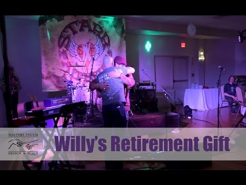 Willy's Retirement Gift