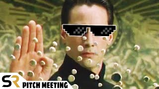 The Matrix: Reloaded Pitch Meeting by Screen Rant