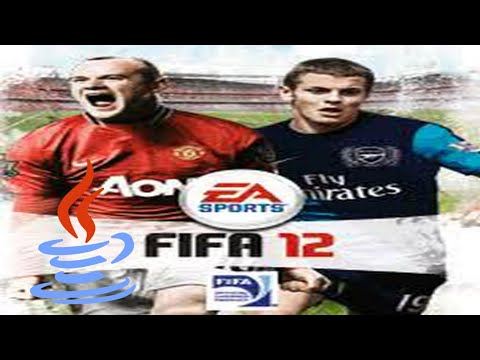 FIFA 12 - Mobile Java Gameplay