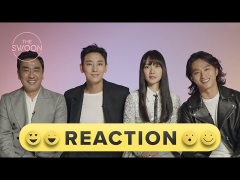 Cast of Kingdom reacts to fan reactions [ENG SUB]