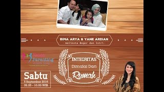Tips Parenting Happy Parenting with Novita Tandry Episode 27 : Integritas Dimulai Dari Rumah