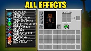 Minecraft But EVERY 5 Seconds You Get A Random Effect | JeromeASF