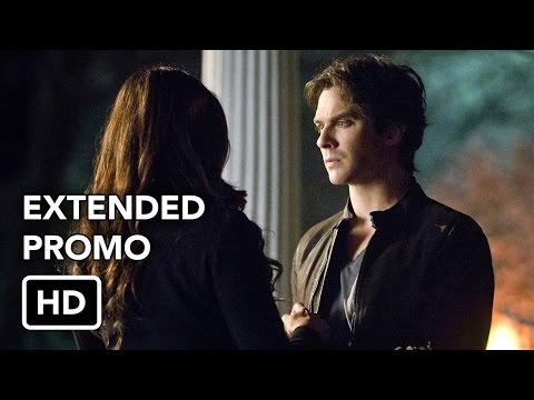 "The Vampire Diaries 6×20 Extended Promo ""I'd Leave My Happy Home for You"" (HD)"