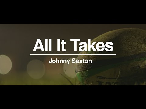 What makes Ireland's Johnny Sexton tick