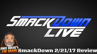 Nonton WWE SmackDown Live 2/21/17 Full Show Review w/ Jeff Lane Film Subtitle Indonesia Streaming Movie Download