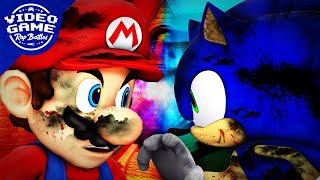 Download Lagu Super Mario vs. Sonic the Hedgehog - Video Game Rap Battle Mp3