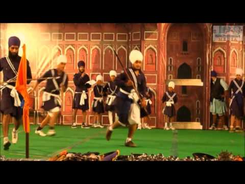 Video 4th Demostration | 4th National  Gatka (Sikh Martial Arts) Championship download in MP3, 3GP, MP4, WEBM, AVI, FLV January 2017