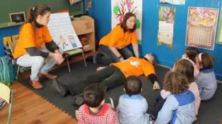 RCP DESDE MI COLE: Taller para niños de Infantil