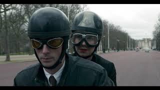 Margaret & Tony  - Motorcycle Scene
