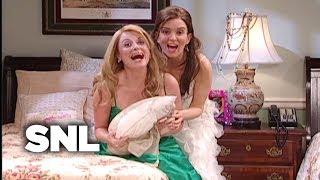 The Bush Twins' Secret Language - SNL