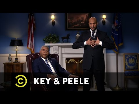 Key  Peele President Obama and Luther s Farewell