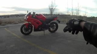 7. 2012 Ninja 650 review!