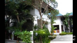 House For Rent, Ekamai, 3 Bedrooms, 250 Sqm.  [744]