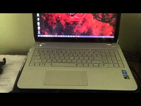 HP ENVY 15 TS Q006TX (J3Z54PA) TOUCHPAD ISSUE (GLITCHY TOUCHPAD)