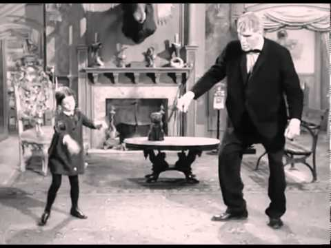 Wednesday - Wednesday Addams teaches lurch to dance in Season 2 Episode 29 Lurch's Grand Romance.